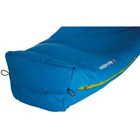High Peak Hyperion 1 M Sleeping Bag, blue/green